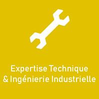 Expertise technique et ingénierie industrielle